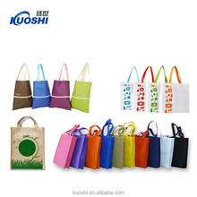 reusable laminated shopping bag