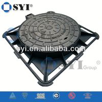 Cast Iron Cover And Frame - SYI Group
