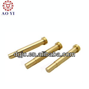 Precision CNC machinery brass cnc milling parts