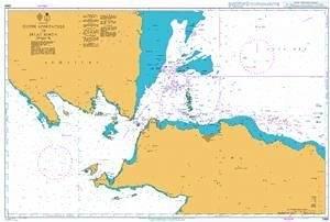 BA Chart 2862: Outer Approaches to Selat Sunda