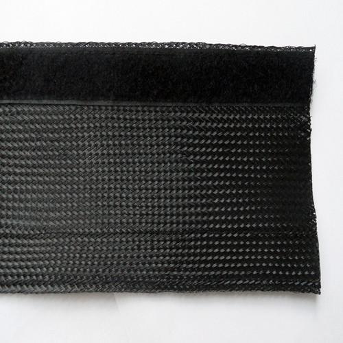Schrumpfschlauch nylon geflochten pet kabel-ummantelung-Kabelmuffen ...