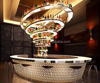 Factory Price Wooden Bar Counter Designs,Home And Night Club Bar ...