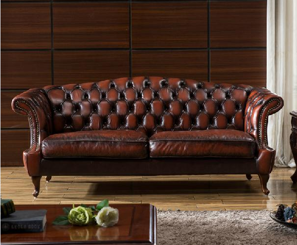 Leather chesterfield sofa malaysia refil sofa for Chinese furniture johor bahru