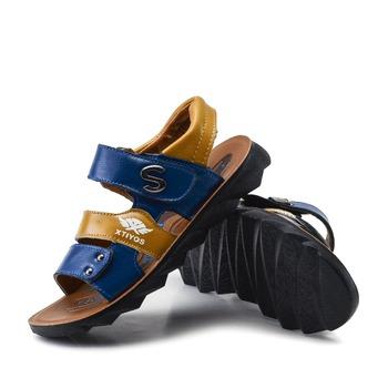 d0200cce4 Último diseño de lujo para hombre mujer zapatos de los niños bebé sandalias