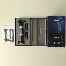 China Medical Otoscope Ophthalmoscope dan Set