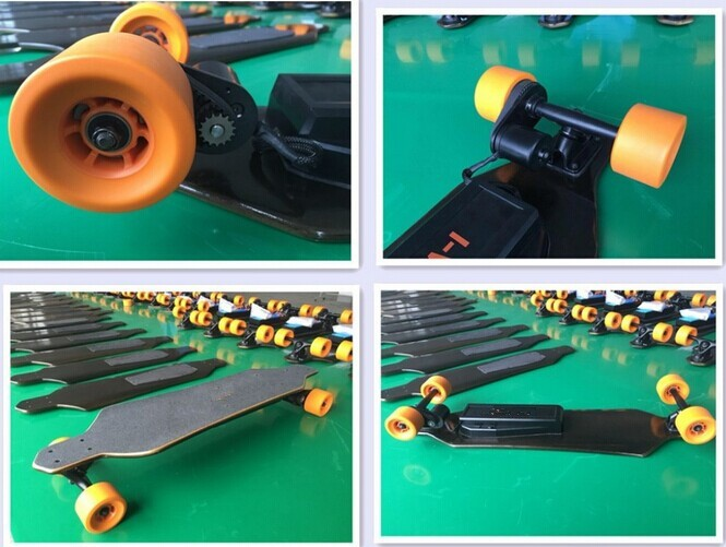 how to clean boosted board wheels