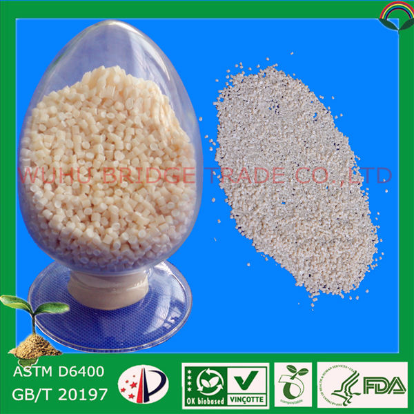 China Factory Biodegradable plastic pellet