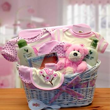 Organische Nieuwe Baby Meisje Cadeau Mand Buy Bad Tijd Mandenbad Tijd Mandenbad Tijd Manden Product On Alibabacom