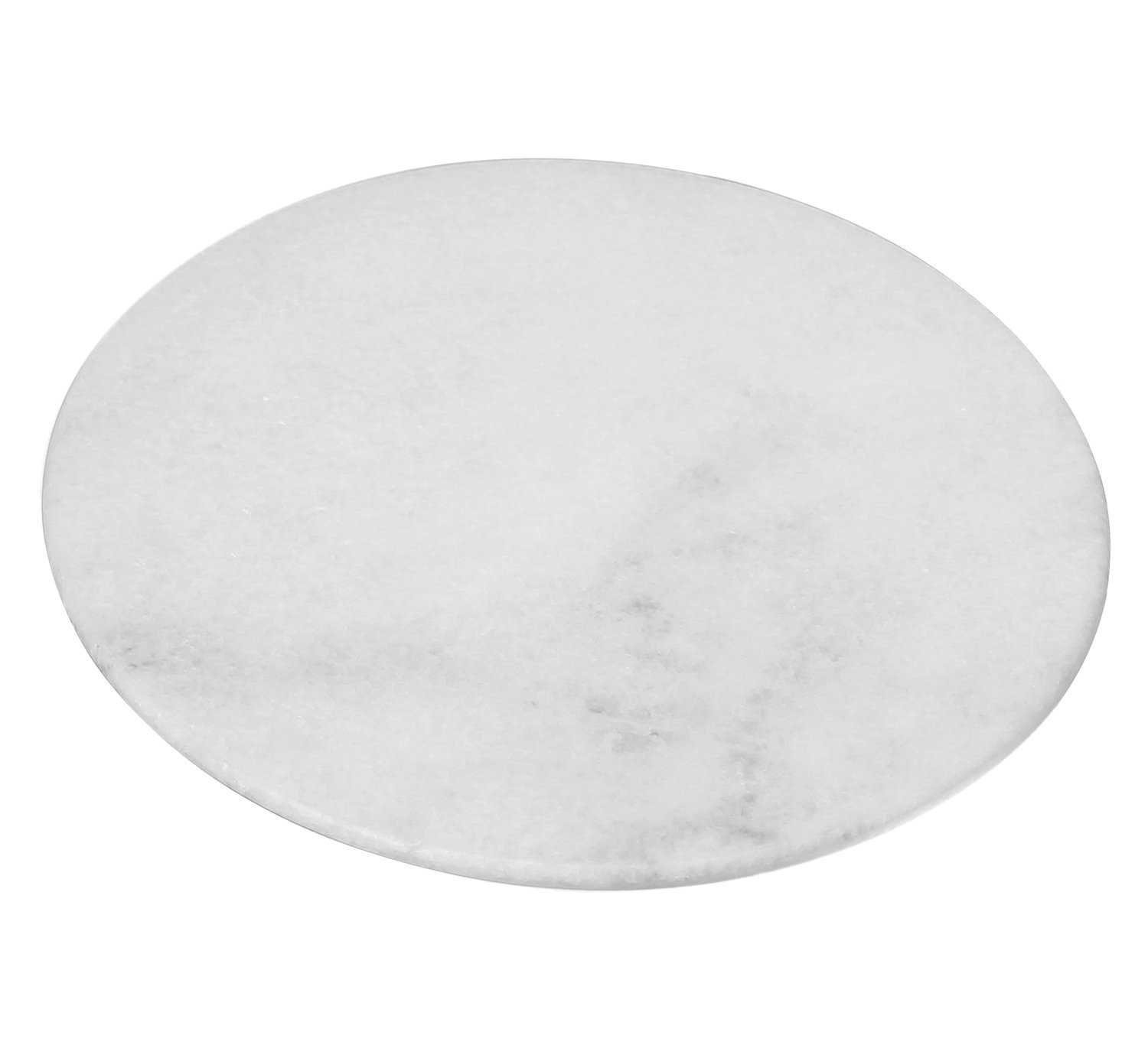 Buy Round Green Marble Cheese And Pastry Board 10 Inch