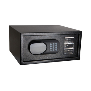 Laptop size digital electronic hotel safe box