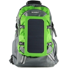 Rechargeable Portable Outdoor Travelling Camping Solar Bag with Solar Panel Charger