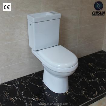 Chine Salle De Bain Wc Komplet Wc Avec Lavabo Htt Cft14 Buy Wc