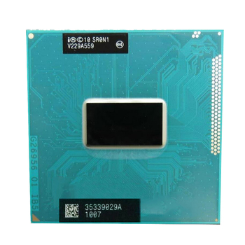 GZSM Intel Core I3 3110M SR0N1 CPU notebook Processor I3-3110M 3M Cache 2.40GHz Laptop PGA988 supports HM75 HM77 chipset