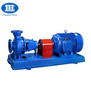 Electrical cooling water pump centrifugal slurry pump