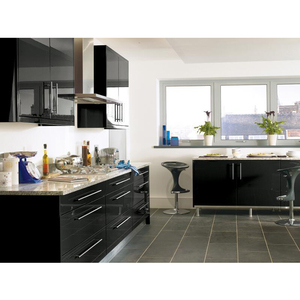 Hs Cg1766 Sample Pvc Industrial Style Alibaba Cabinet Home Furniture Kitchen Cabinets