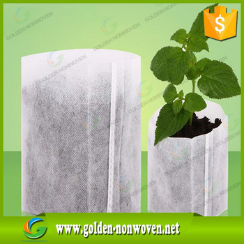 140gr Eco-friendly Biodegradable Big Agriculture Pp Fabric/non Woven Roll  Geotextile Supplier For Gardening Flower Plant Pot - Buy Non Woven