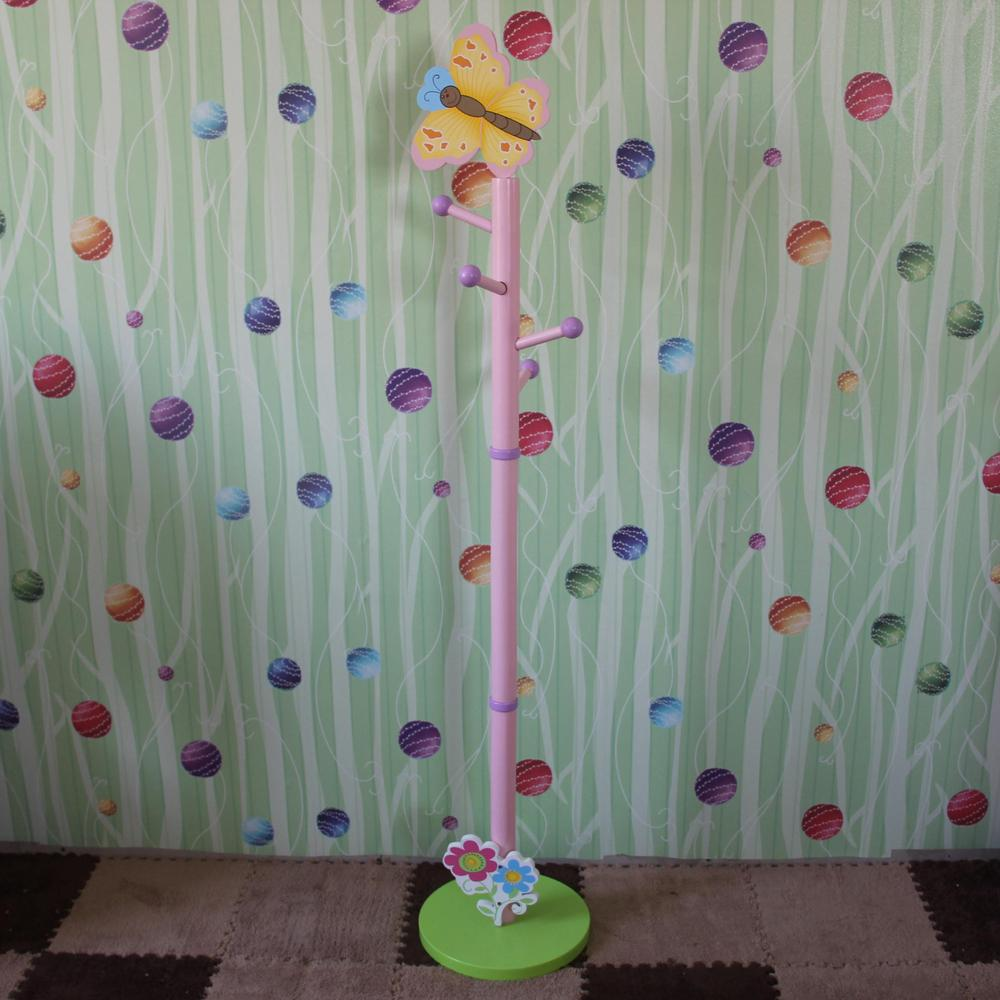 aeroplane clothes stand childrens clothes rack hat stand toddlers tree bag hook - Clothes Tree