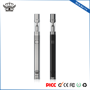 Wholesale Alibaba Slim Twist Vaporizer Battery 510 0.5ml Glass Atomizers Disposable Cbd Vape Pen