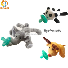 chinese supplier products plush stuffed animal ant with pacifier