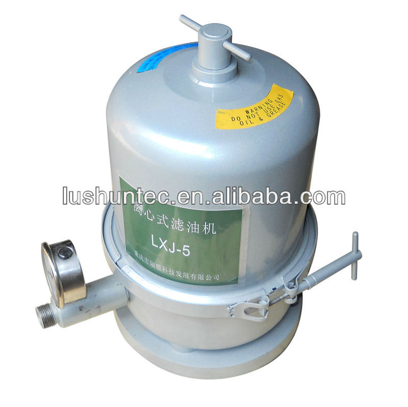 Centrifugal Oil Purifier,Vacuum Oil Filtering Equipment,Turbine Oil Filters LXJ
