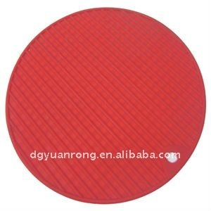 Round Poker Table Mat
