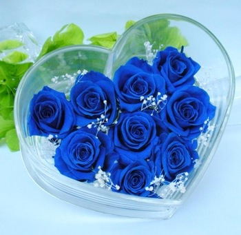 100 Real Rose Flower Decorative Flowerfake Rose Flower With