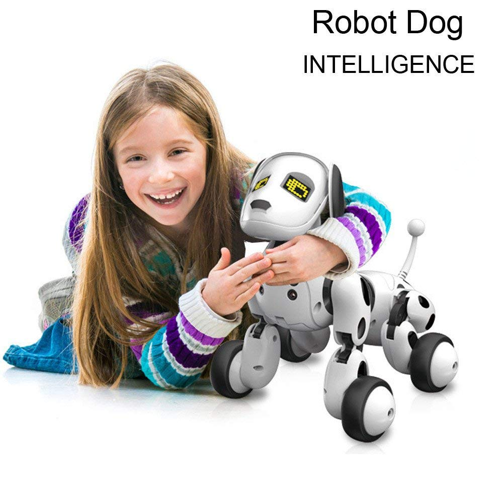 INFRARED RC REMOTE CONTROL I ROBOT SMART DOG IDEAL FOR KIDS BOYS GIRLS