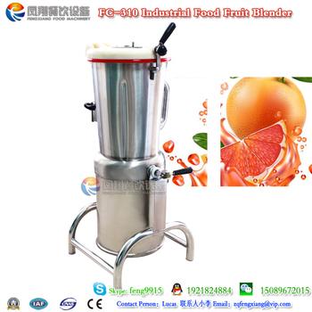 China Licuadora Industrial el jugo de fruta que hace la