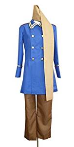 Dreamcosplay Anime Hetalia: Axis Powers Russia Police Uniform Cosplay