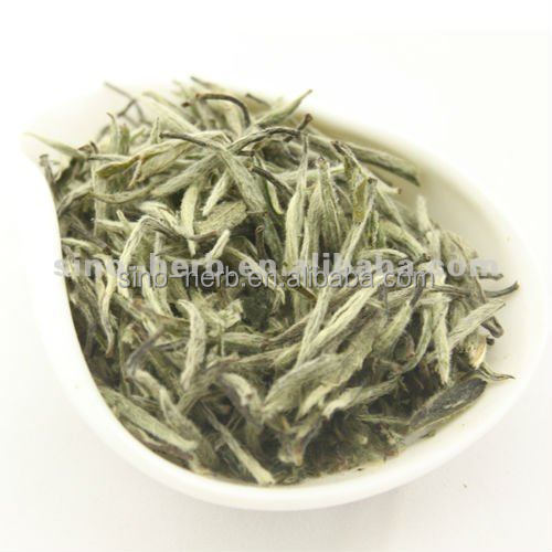 Free Sample Traditional Top Quality Hot Sale Natural White Silver Needle Tea Sterling Sliver Earring Needles Loose Tea - 4uTea | 4uTea.com