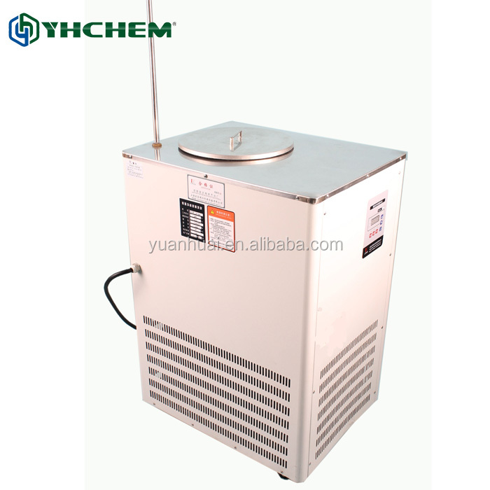 Circulatiepomp 30l recirculerende water chiller met lage temp
