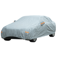 Factory Price 100% Waterproof Car Cover Soft Indoor