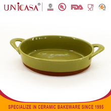 Ceramic ovenproof plates, oven plates