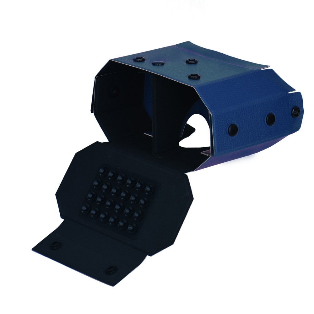3D Video Smart Glass Blue Film Sex Video Google 3D Glass Virtual Reality Headset -3823