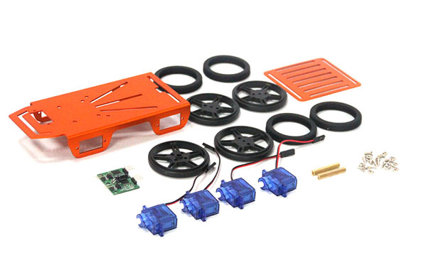 Avoidance Tracking Motor Smart Robot Car Chassis Kit Speed Ultrasonic module For Arduinos
