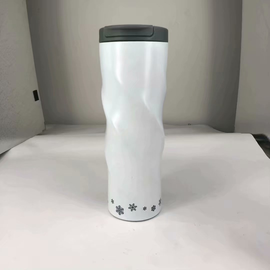 500ml Stainless Steel Screw Insulation tumbler for travel car office