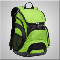 best selling Swimming bag backpack in large capacity, dry compartment sport backpack and trendy Triathlon Transition Bag