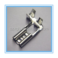 high precision Wire Connector Terminal For Electric Water Heater Thermostat, female terminals
