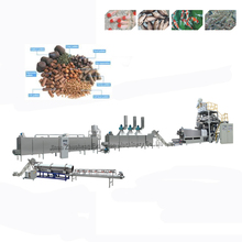 New Arrival Floating Fish Food Pellet Feed Making Machine For Hot Sale