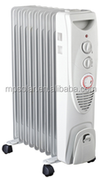 CHINA MANUFACTURER Portable oil filled radiator/electric