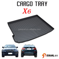 For BMW X6 floor mat water proof trunk tray / bootliner / Auto Accessories