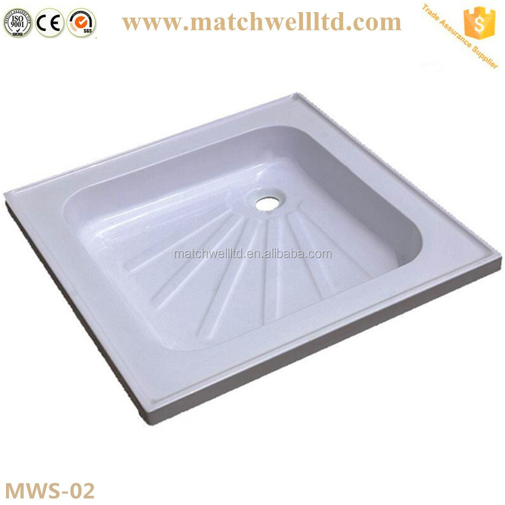 Acrylic Fiber Shower Tray For Cheap Shower Enclosure - Buy Shower ...