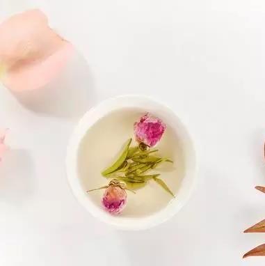 A dried rose buds for tea organic rose bud tea - 4uTea | 4uTea.com