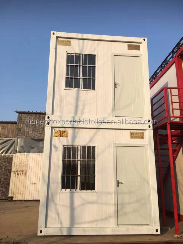 Custom Appearance Indonesia Container House