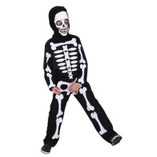 PoeticExst Halloween Schädel Kinder Kostüm Vampire Sets Party <span class=keywords><strong>Cosplay</strong></span> Kostüm Dropshipping <span class=keywords><strong>Einfache</strong></span> <span class=keywords><strong>Cosplay</strong></span> Kostüm