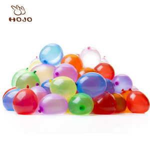 The best quality strong latex rings no leaking for magic water balloons self sealing 111 balloons one minute bomb