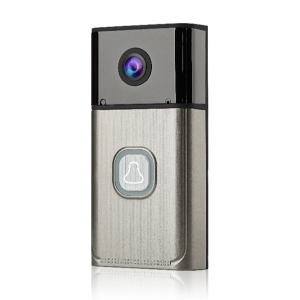 wireless WiFi IP Video Door Phone Supports Two Ways Intercom and Remotely Unlock Door