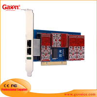 8 channel Analog Voice Card, compatible with Digium, Asterisk Card
