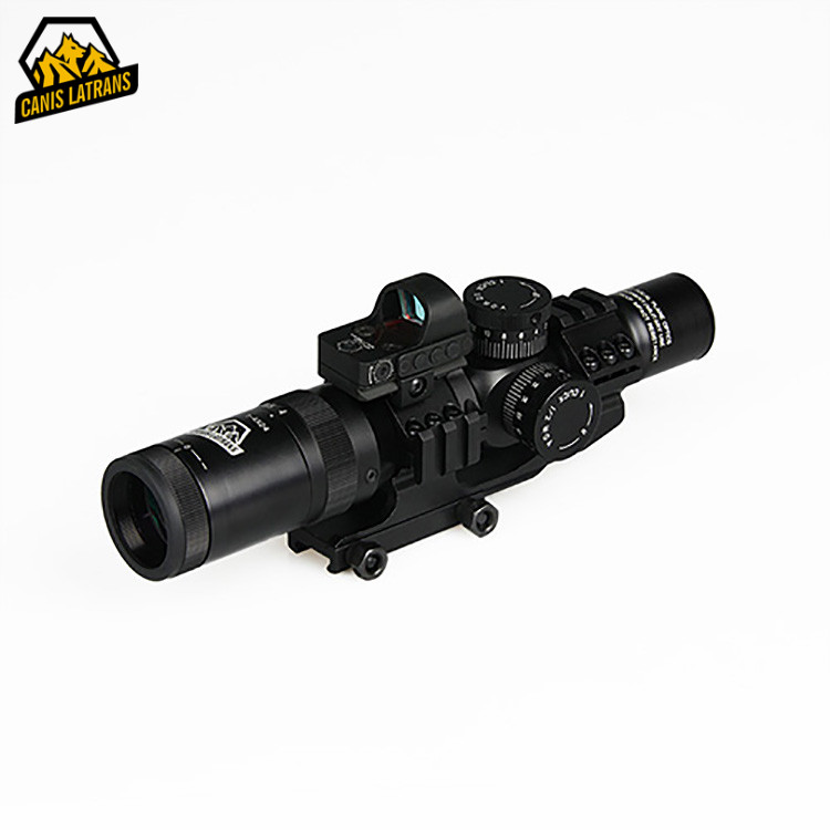 wholesale price aluminum Metal Tactical thermal image rifle scope