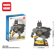 Wise Hawk 717 pieces plastic nano block action figure hot toys batman